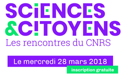 rencontres CNRS