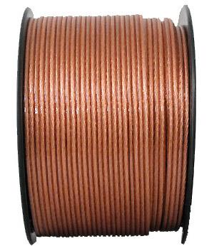 Une bobine de fil de cuivre