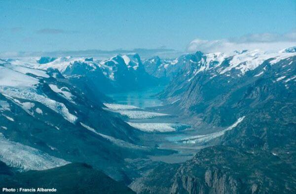Projet à long terme : World Tour GlaciersGroenland