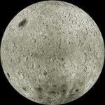 """""""Face cachée"""" de la Lune"""