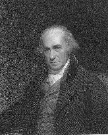 James Watt, source : Sketches about Scotland.