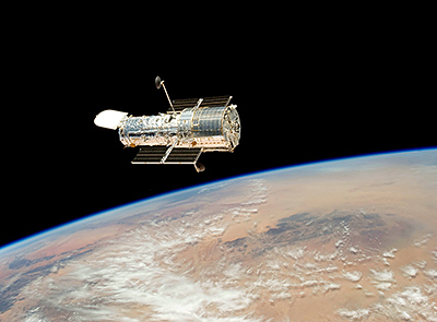 Télescope spatial Hubble, mai 2009
