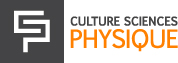 Logo du site Culture Sciences Physique