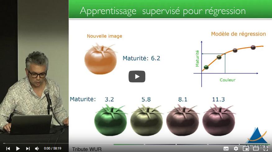 L'apprentissage machine par David Rousseau, intervention donnée dans le cadre du Patronage laïque Jules Vallès. Durée: 58min19